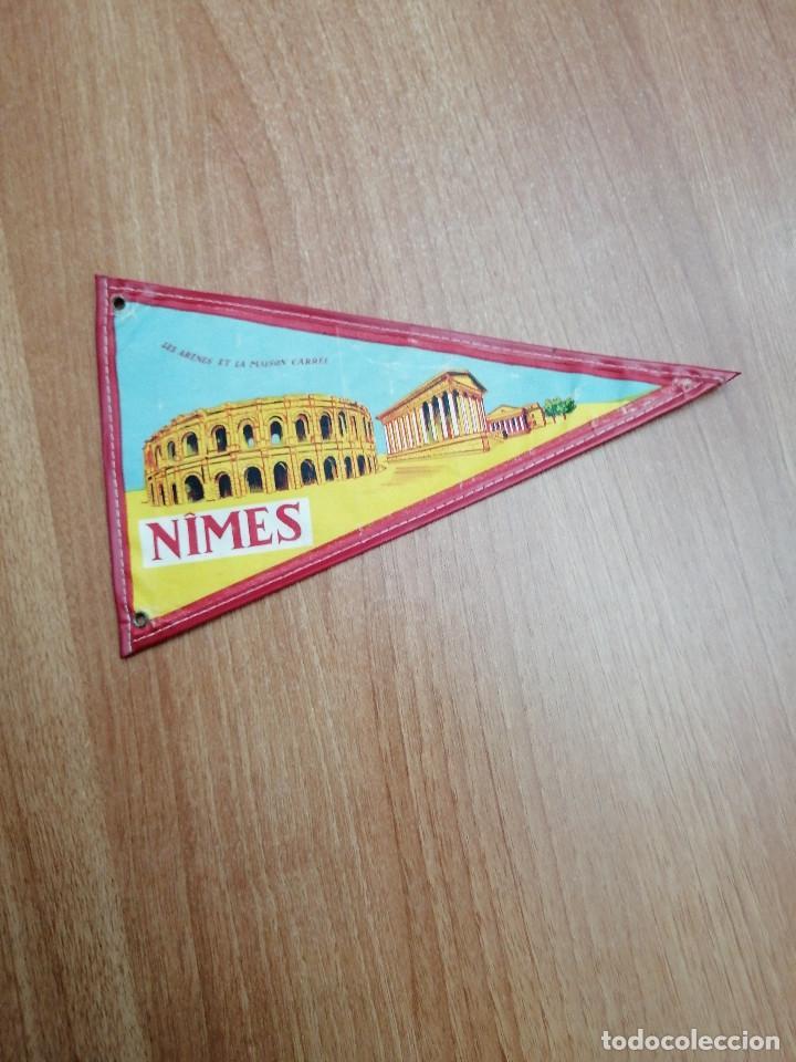 BANDERIN DE NIMES (Coleccionismo - Banderines)