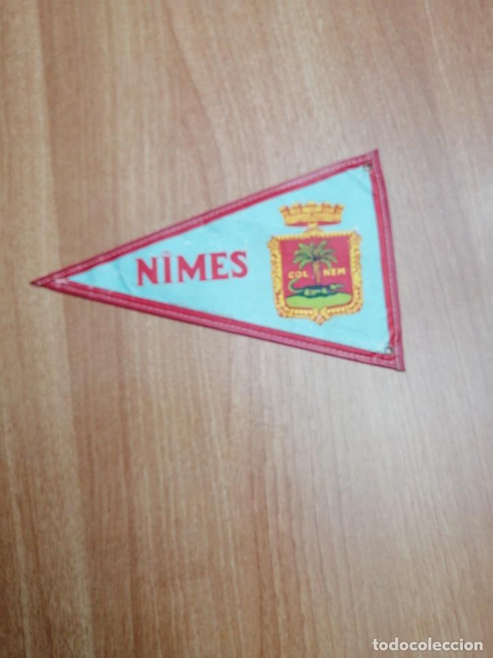 Banderines de colección: BANDERIN DE NIMES - Foto 2 - 195305677