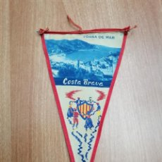 Banderines de colección: BANDERIN DE COSTA BRAVA. Lote 195402475