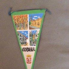 Banderines de colección: BANDERÍN CÓRDOBA. TELA.. Lote 195956577