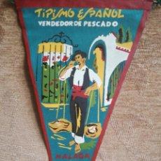 Banderines de colección: MÁLAGA. Lote 197024560