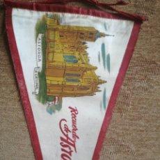 Banderines de colección: ASTORGA. Lote 197025447