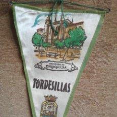 Banderines de colección: TORDESILLAS. Lote 197027247