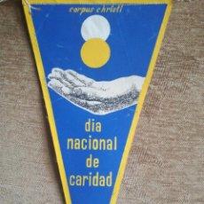 Banderines de colección: CORPUS CHRISTI. Lote 197027418