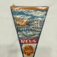Banderines de colección: BANDERIN REUS. Lote 197374070