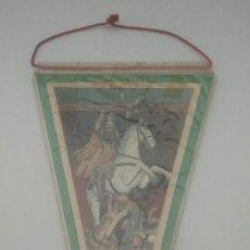 Banderines de colección: ANTIGUO BANDERÍN - SANTIAGO - AÑO SANTO - VER FOTOS. Lote 206571991