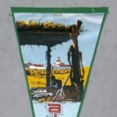 Fanions de collection: BANDERIN DE TELA RECUERDO DE ALBACETE - BANDERIN-262. Lote 207080311