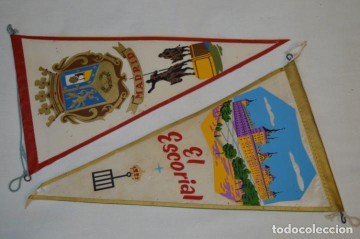 Banderines de colección: VINTAGE - Colección de 12 ANTIGUOS BANDERÍNES - De provincias de ESPAÑA -- Años 50 / 60 - Foto 7 - 210047662