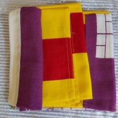 Banderines de colección: BANDERA MALLORCA 150X100 ESTAMPADA A DOS CARAS GENERO ACRILICO CON JARETA. Lote 210653532