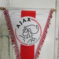Banderines de colección: BANDERIN: AJAX DE AMSTERDAM. Lote 211392666