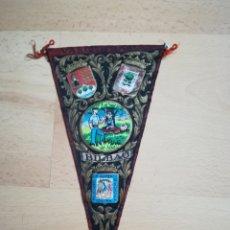 Banderines de colección: BILBAO. ANTIGUO BANDERÍN.. Lote 211900113