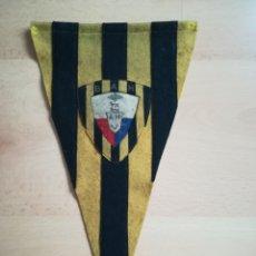 Banderines de colección: ANTIGUO BANDERÍN ALTOS HORNOS DE VIZCAYA.. Lote 211900581