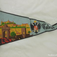 Banderines de colección: ANTIGUO BANDERÍN : TOLEDO. Lote 214155722