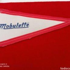 Fanions de collection: BANDERIN MOBYLETTE NUEVO DE EPOCA. Lote 217069658