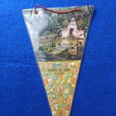 Banderines de colección: ANTIGUO BANDERIN HUERTO DEL CURA. ELCHE. Lote 217692728