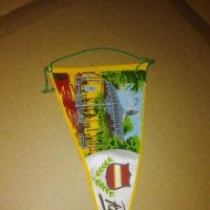 Banderines de colección: BANDERIN PUERTOLLANO FUENTE DEL DOCTOR LIMON CIUDAD REAL. Lote 217786010