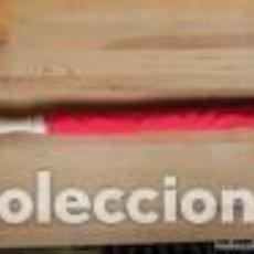 Galhardetes de coleção: FERROCARRIL, BANDERÍN DE JEFE DE ESTACIÓN. Lote 217974491