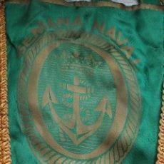 Banderines de colección: BANDERÍN MILITAR PRIALINO. Lote 222665812