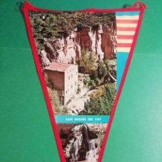 Banderines de colección: BANDERIN DE SAN MIGUEL DEL FAY. Lote 222938071
