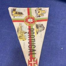 Banderines de colección: BANDERIN PORTUGAL. Lote 223702732