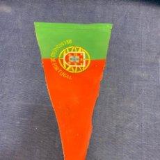 Banderines de colección: BANDERIN RECORDACAO RECUERDO PORTUGAL. Lote 223708187