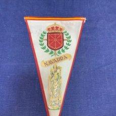 Banderines de colección: BANDERIN NAVARRA. Lote 223708851