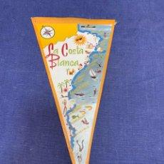Banderines de colección: BANDERIN COSTA BLANCA. Lote 223708967
