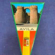 Banderines de colección: BANDERIN AVILA. Lote 223709725
