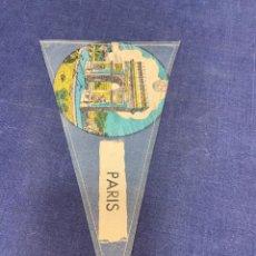 Banderines de colección: BANDERIN FRANCIA PARIS. Lote 223710831