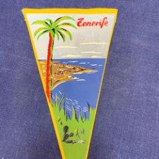 Banderines de colección: BANDERIN TENERIFE CANARIAS. Lote 223711285