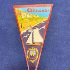 Banderines de colección: BANDERIN ALICANTE. Lote 223711538