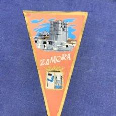 Banderines de colección: BANDERIN ZAMORA. Lote 223711625