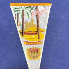 Banderines de colección: BANDERIN SITGES ESPAÑA. Lote 223711730