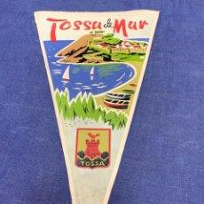 Banderines de colección: BANDERIN TOSSA DE MAR. Lote 223711803