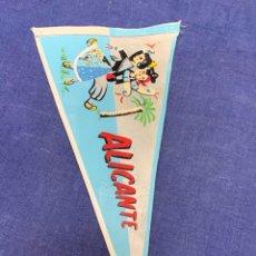 Banderines de colección: BANDERIN ALICANTE. Lote 223712056