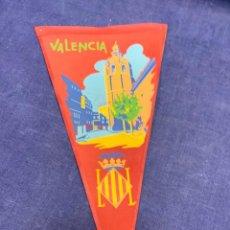 Banderines de colección: BANDERIN VALENCIA. Lote 223712112