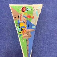 Banderines de colección: BANDERIN BILBAO. Lote 223712496