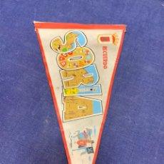 Banderines de colección: BANDERIN RECUERDO SORIA. Lote 223712931