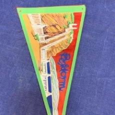 Banderines de colección: BANDERIN BENIDORM. Lote 223713146