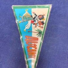 Banderines de colección: BANDERIN ALICANTE COSTA BLANCA. Lote 223713175