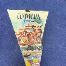Banderines de colección: BANDERIN PORTUGAL COIMBRA CIDADE UNIVERSITARIA. Lote 223720855