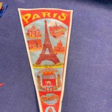 Banderines de colección: BANDERIN PARIS. Lote 223721625