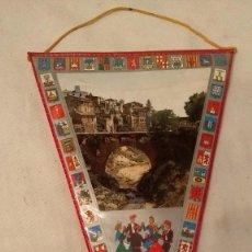 Banderines de colección: BANDERÍN CALDAS DE MONTBUY. Lote 230739560