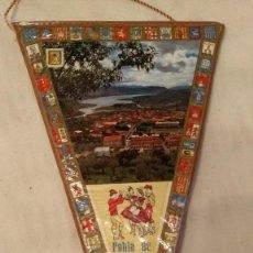 Banderines de colección: BANDERÍN POBLA DE SEGUR. Lote 230744360