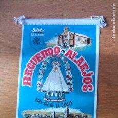 Bandierine di collezione: ANTIGUO BANDERÍN ALAEJOS. Lote 241728045