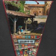 Galhardetes de coleção: BANDERÍN DE SANTILLANA DEL MAR,SANTANDER. Lote 249299600