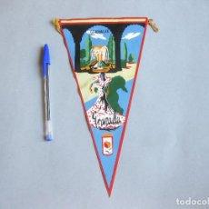 Banderines de colección: BANDERÍN DE TURISMO DE GRANADA - EL GENERALIFE. Lote 256060380