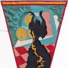 Banderines de colección: BANDERÍN - CADIZ ANDALUZA EN UNA BODEGA. Lote 262927185