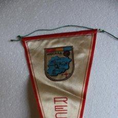 Banderines de colección: BANDERIN RECUERDO ANDORRA, DORSO: CRESMON. Lote 269190278