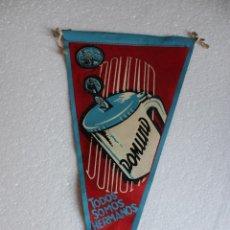 Banderines de colección: BANDERIN DOMUND. TODOS SOMOS HERMANOS.. Lote 269190878